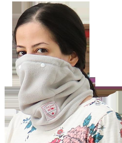 How to Wear Slick Gaiter Neck Gaiter for Women