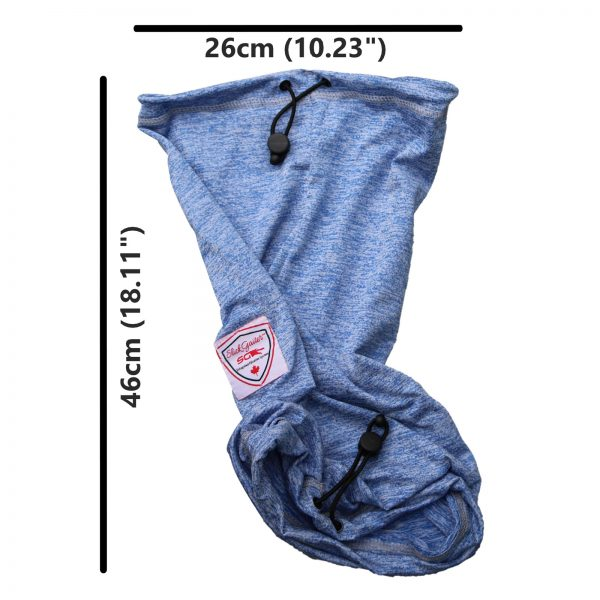 Slick-Gaiter-Moisture-Wicking-Sports-Cooling-Blue-Neck-Gaiter-Size-Fully-Covers-Face-and-Neck